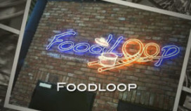 Video: foodloop restaurant in pretpark