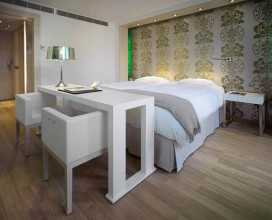 Foto's van de eerste FSC-gekeurde hotelkamer