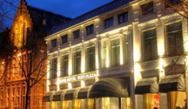 Grand Hotel Post-Plaza geopend