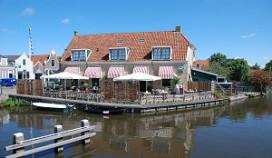 Fotoreportage Restaurant Sluiszicht, Workum