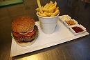 Fotoreportage Hilton Classic Burger