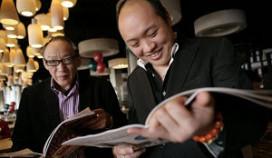 Fotoreportage Chinese Restaurant Top 100 uitreiking
