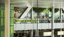 Nieuwe groene horeca Schiphol