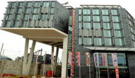 Mint Hotel: 'huiskamer van Amsterdam' met mooiste uitzicht