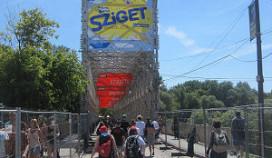 Fotoreportage Sziget Festival