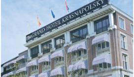 Hippe kamers voor Grand Dame 'Krasnapolsky