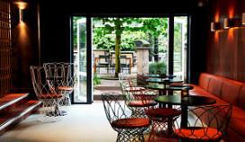 Blooming Hotel: restaurant Vigor