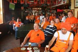 Foto's Oranje cafés