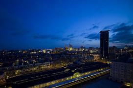 Uitgaan op hoog niveau in Den Haag