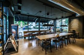 Foto's nieuwe Starbucks in Zwolle