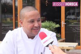 Video: François Geurds laat gasten 'gokken' met menu
