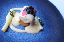 Video: signature dish Stefan van Sprang**