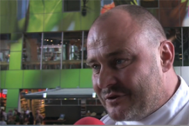 Video FFF in Markthal: vier leveranciers, één chef-kok