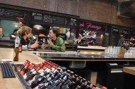 Video: rondgang Foodhallen Amsterdam