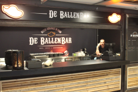 Video: Ballenbar in Foodhallen Amsterdam