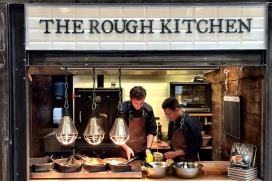 Video: The Rough Kitchen in de Foodhallen