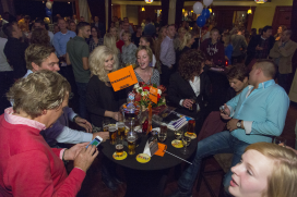 Video: sfeerverslag Cafetaria Top 100 Event