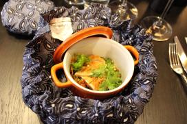 Foto's: Margot Janse gastchef Rijks restaurant