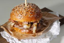 Foto's: de elf Lekkerste Hamburgers finest