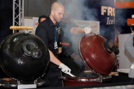 Foto's wedstrijd Lekkerste Hamburger Fastest