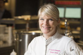 Video: Margot Janse over haar keuken, kiezen en koken in een land met honger