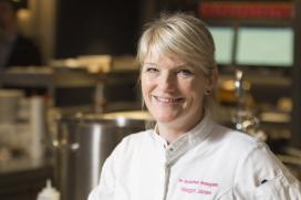 Video Margot Janse: geen signature dish, culinaire helden en Michelin in Zuid-Afrika