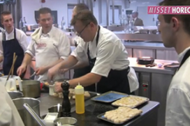 Video: Jacob Jan Boerma op culinair festival Engeland