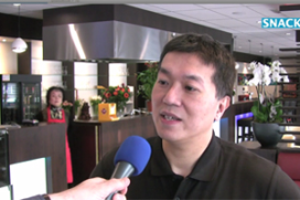 Video: nieuwbouw cafetaria na brand vol tegenslag