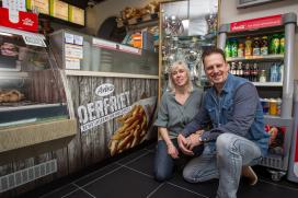 Foto's: Family Fijnaart met Oerfriet uitstraling