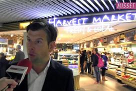 Video: 5 x horeca op Schiphol in 10 minuten