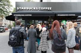 Starbucks opent filialen in Zuid-Afrika