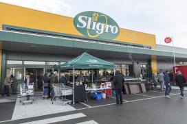 Groothandel helpt Sligro Food Group aan winst