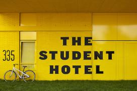 Tweede Student Hotel Amsterdam van start