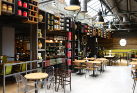 La Place opent restaurant en wijnbar