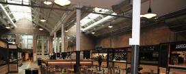 Twintig restaurants onder één dak in Amersfoort