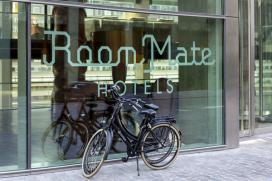 Room Mate start bouw hotel Rotterdam