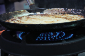 96-jarige mag alsnog pannenkoek komen eten in restaurant