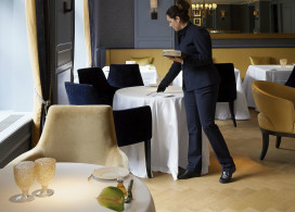 Hotels trots op toprestaurants