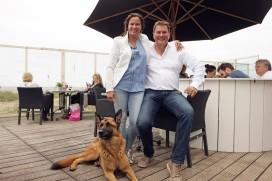 Terras Top 100 nummer 1 Restaurant Van Speijk, Egmond aan Zee