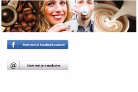 Stembussen Publieksprijs Koffie Top 100 open