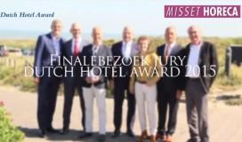 Sfeervideo finale Dutch Hotel Award 2015