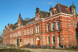Toch hotel Westergasfabriek Amsterdam