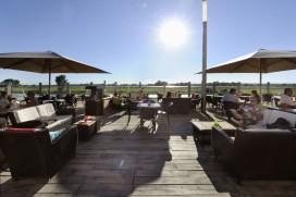 Terras Top 100 2015 nummer 5 Brasserie Hotel Doesburg, Doesburg