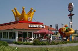 Burger King bezorgt bij oosterburen aan huis