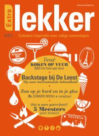 Driesterrenchef Boerma wil gastronomisch festival in 2016