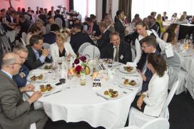 Luid applaus voor Hotel Management Diner