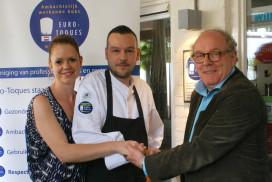 Restaurant Puur M treedt toe tot Euro-Toques