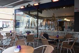 Terras Top 100 2015 nummer 13 Brasserie Barclay, Rotterdam