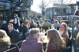 Terras Top 100 2015 nummer 32 Jack's Biercafé, Heemskerk