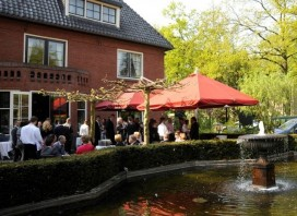 Terras Top 100 2015 nummer 87 Eetvilla Van den Brink, Soest
